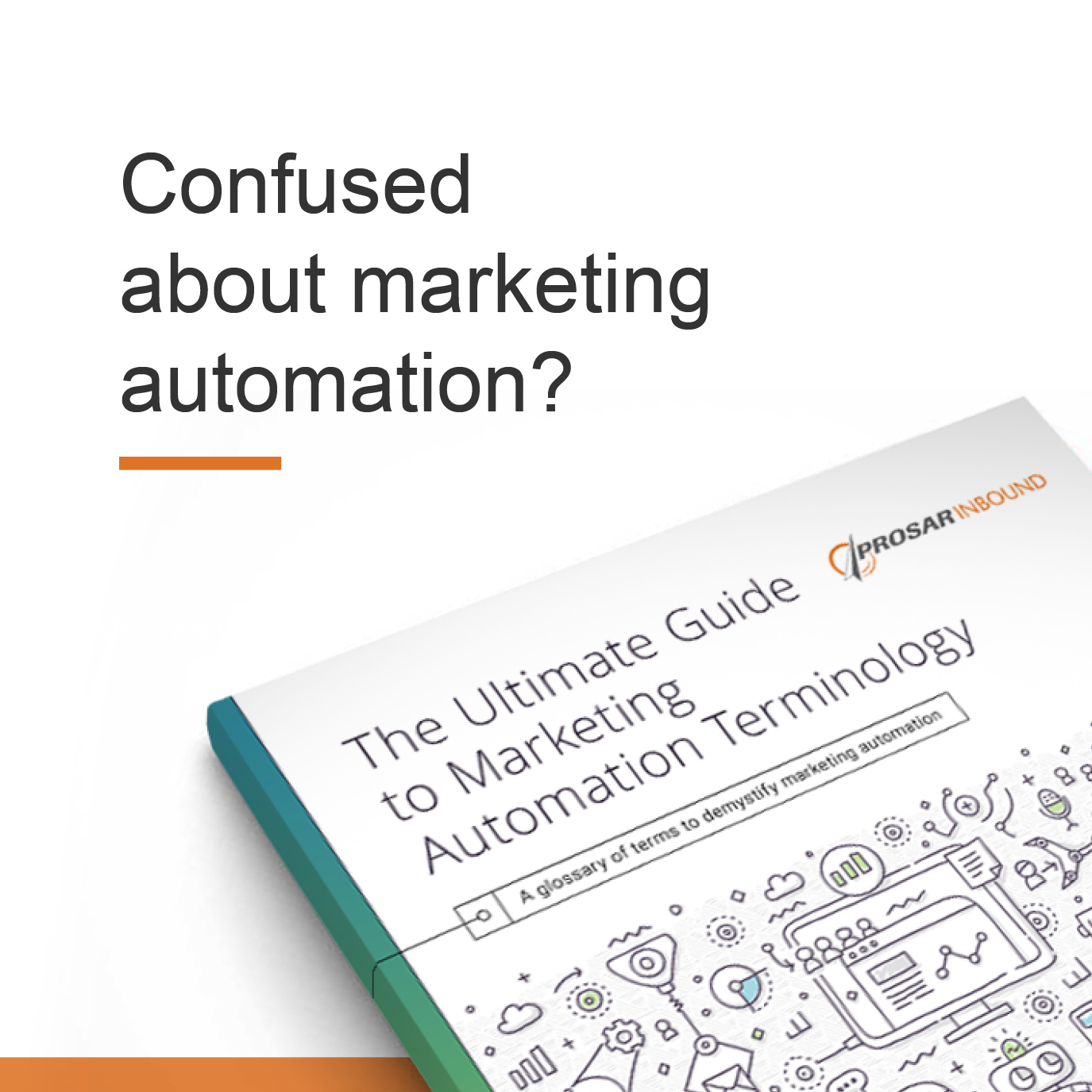 The Ultimate Guide to Marketing Automation Terminology cover image