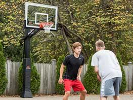 Basketball Golas