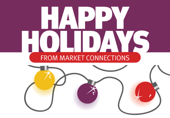 Happy Holidays from Market Connections