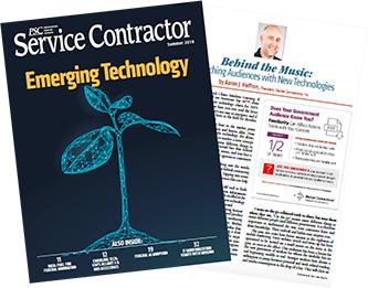 Service Contractor publication