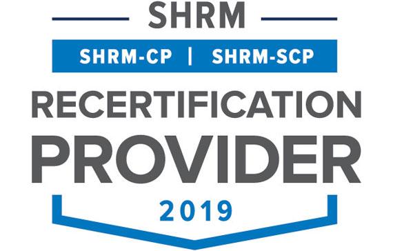 SHRM | SHRM-CP | SHRM-SCP | Recertification Provider 2019