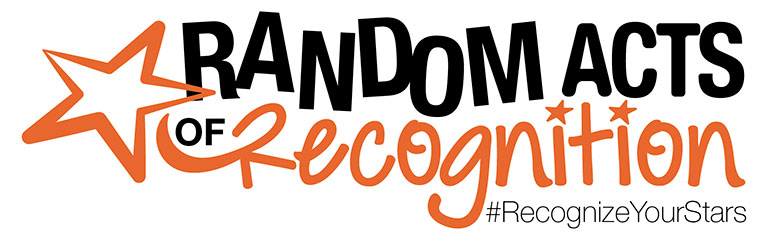 Random Acts of Recognition