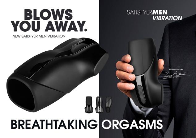 Satisfyer MEN Vibration