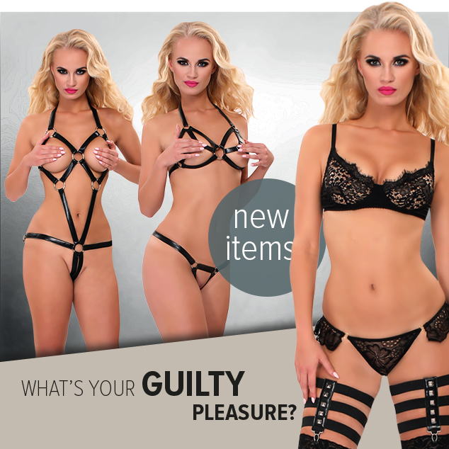 Guilty Pleasure Straps