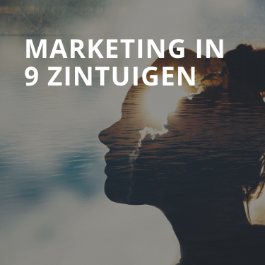 Marketing in 9 zintuigen