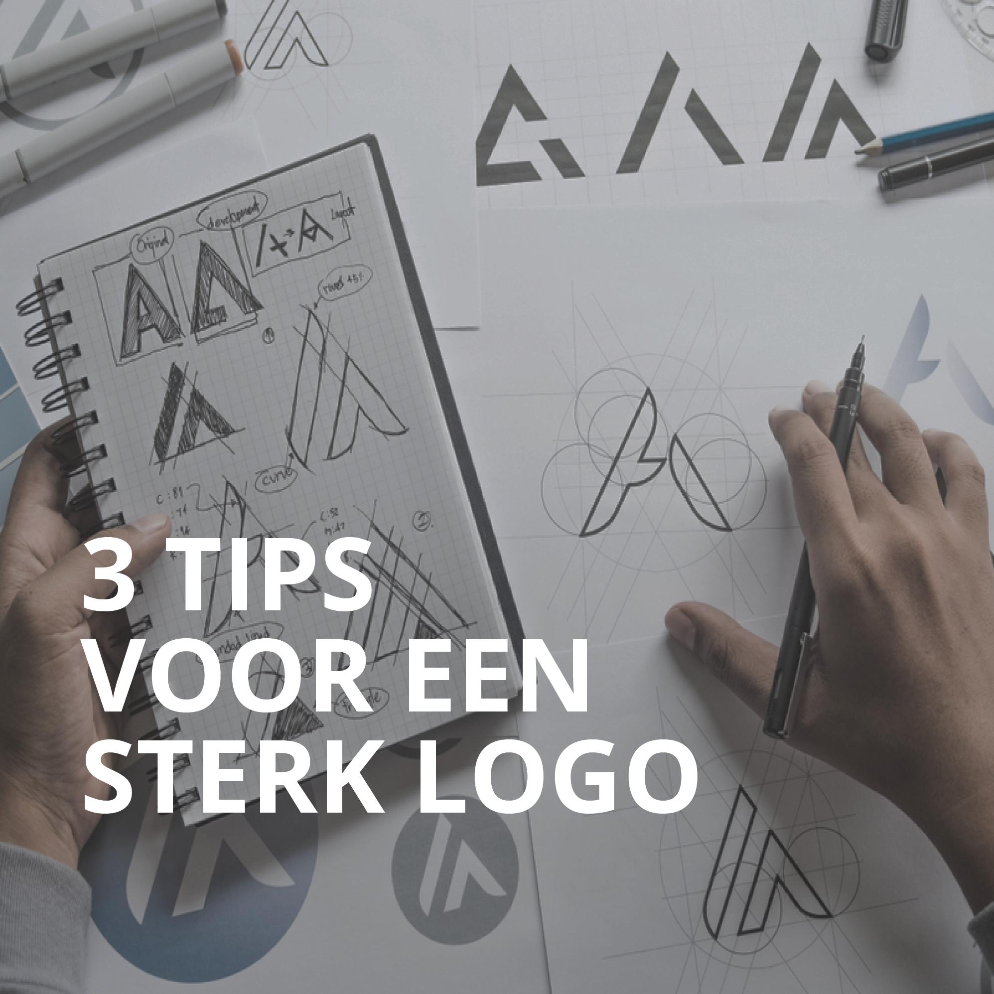 3 tips voor een sterk logo