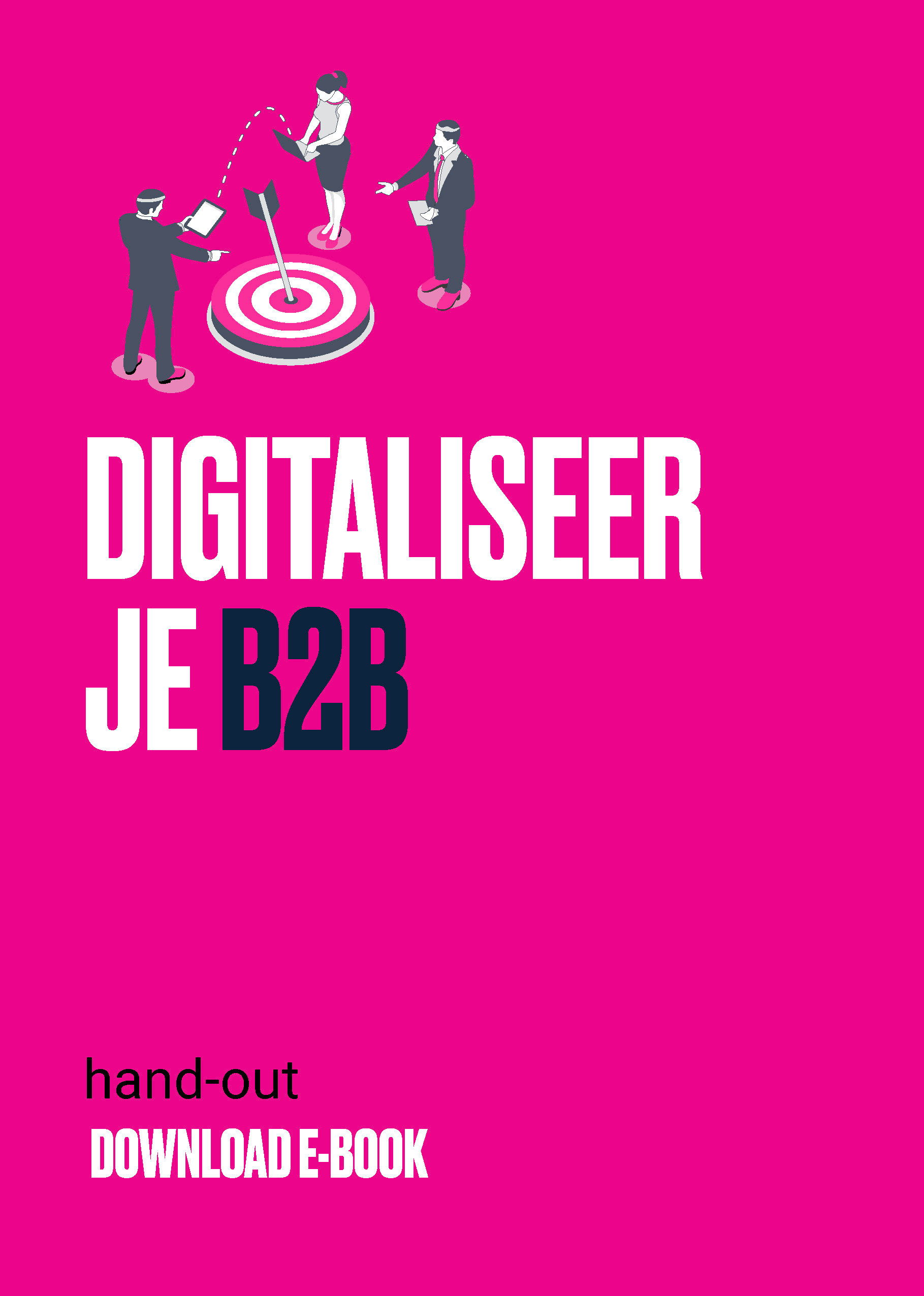Digitaliseer je B2B