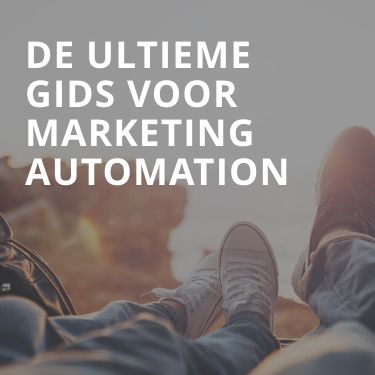 Ultieme gids voor marketing automation