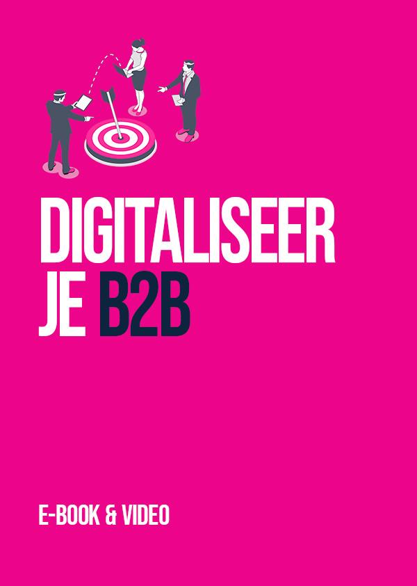 Digitaliseer je B2B