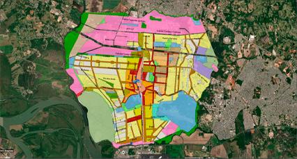 ArcGIS Prefeituras
