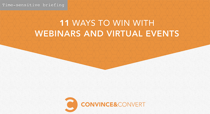 win with webinars & virtual events