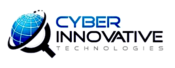 cyber innovative tech logo