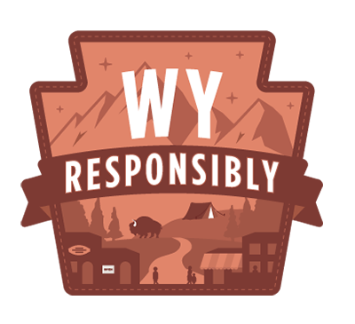 WY Responsibly badge