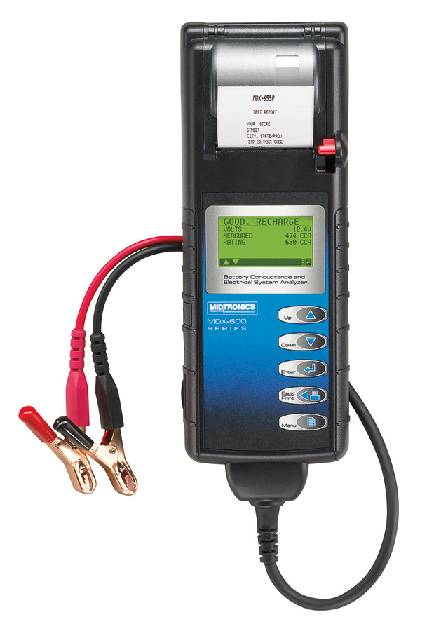 Midtronics MDX600 Battery Tester