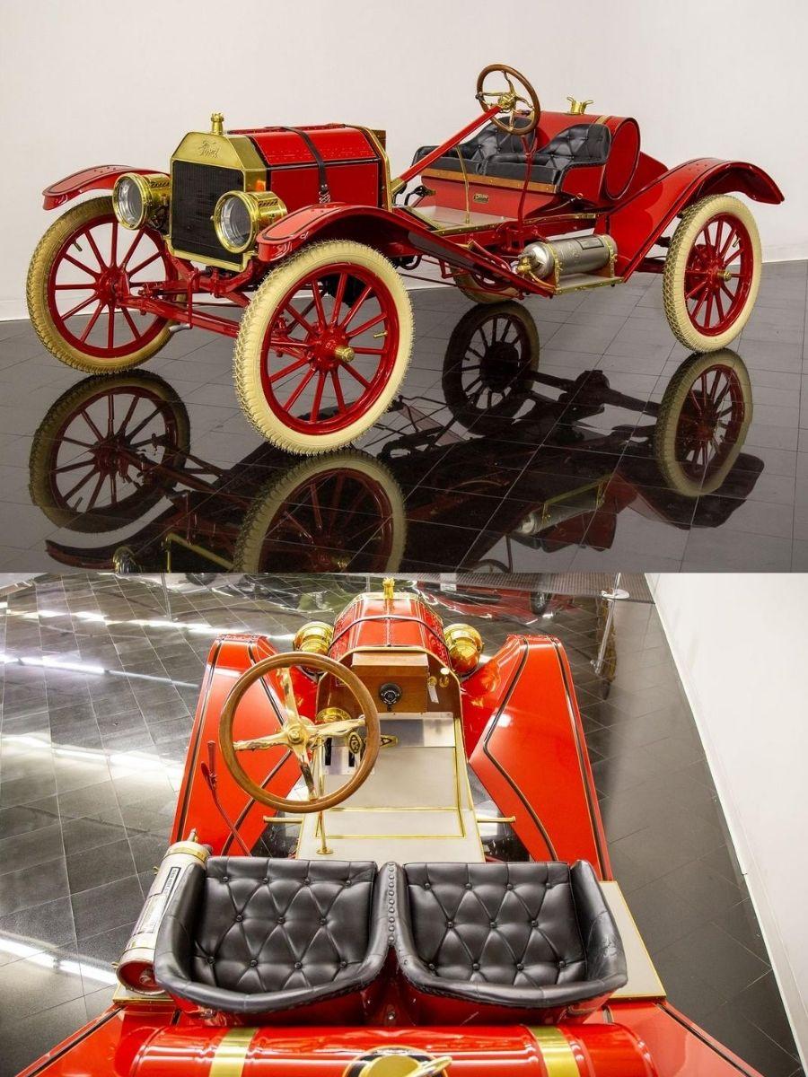 1911 Ford Model T Speedster sold