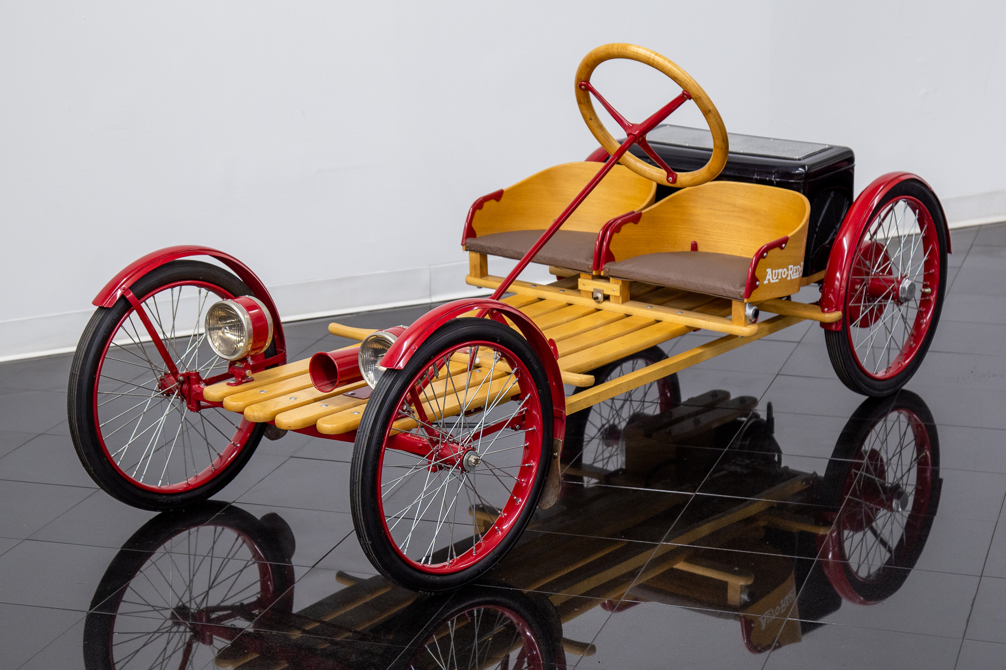 1920 Auto Red Bug Buck Board for sale