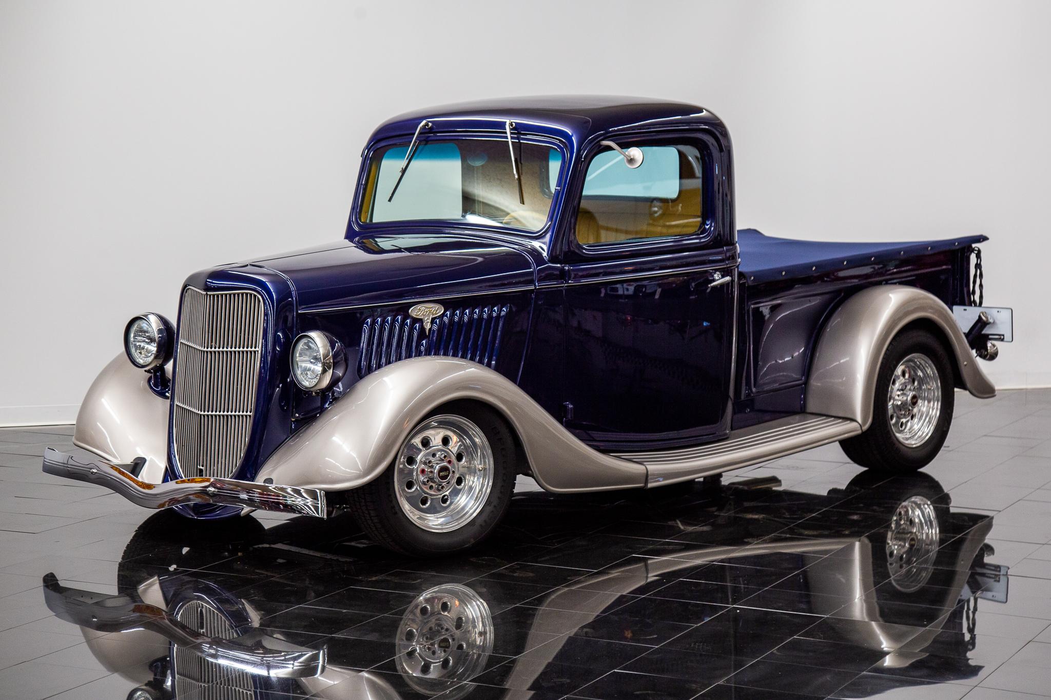 1935 Ford Pickup Streetrod for sale