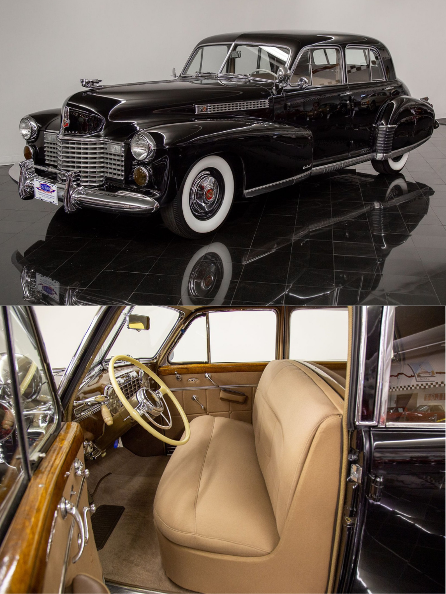 1941 Cadillac Sixty-Special Fleetwood Imperial