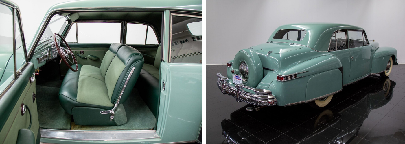 1948 Lincoln Continental Coupe for sale