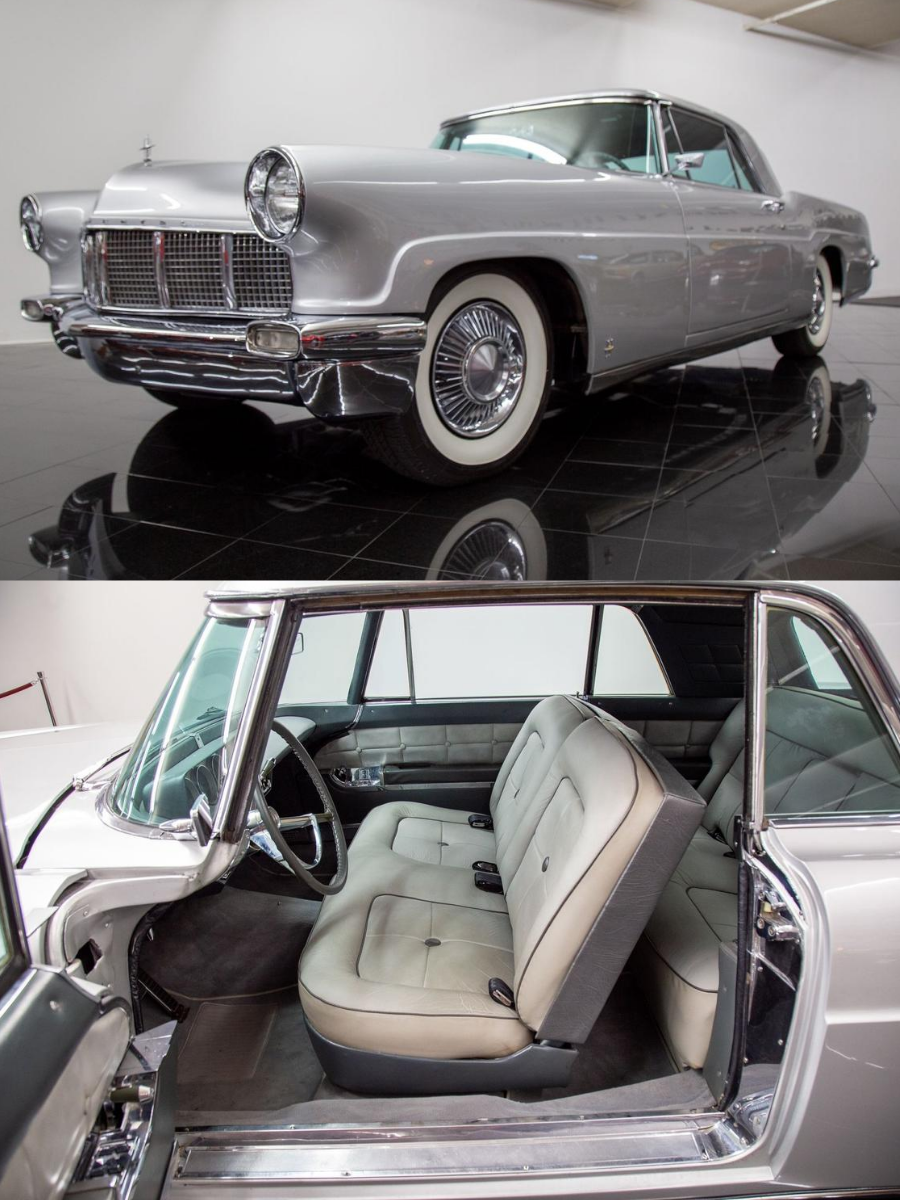 1957 Continental Mark II Hardtop Sedan sold