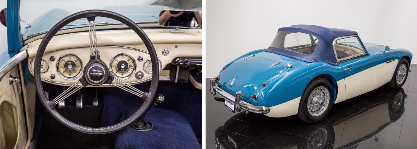 1958 Austin Healey For Sale