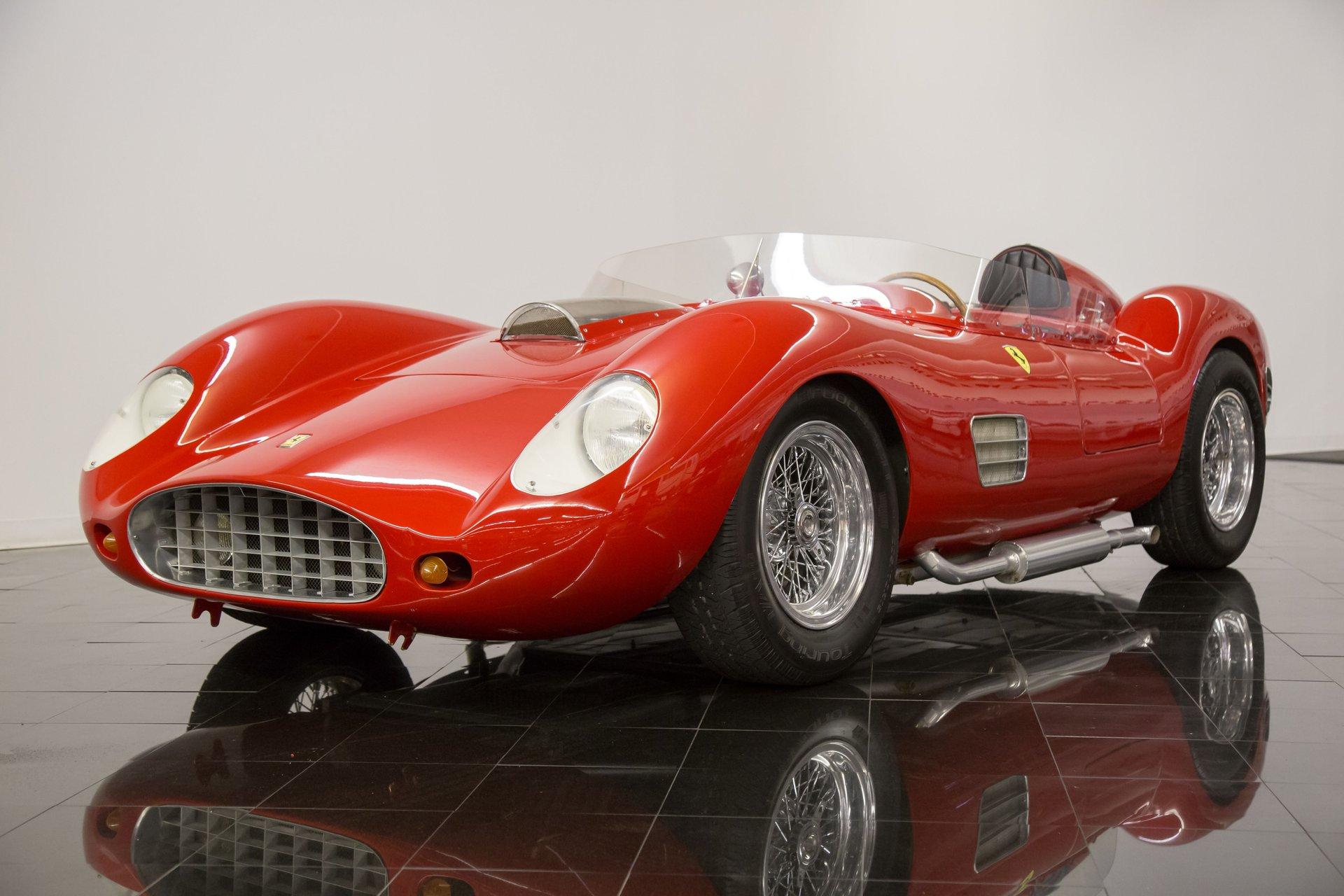 1959 Ferrari 196S Dino Fantuzzi Spyder For Sale