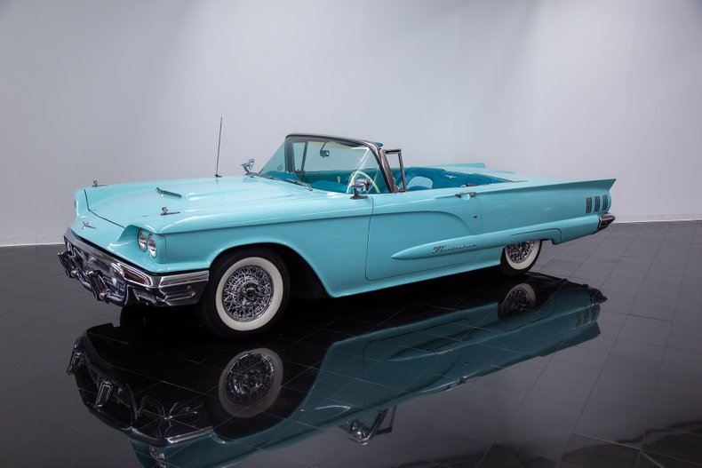 1960 Ford Thunderbird for sale