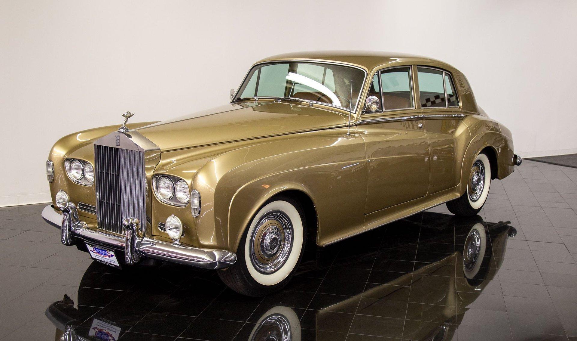 1963 Rolls Royce Silver Cloud III Saloon FOR SALE