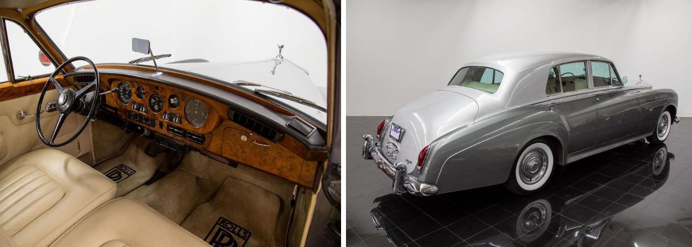 1963 Rolls-Royce Silver Cloud III for sale