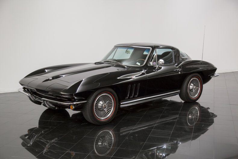 1965 Chevrolet Corvette Sting Ray Coupe For Sale