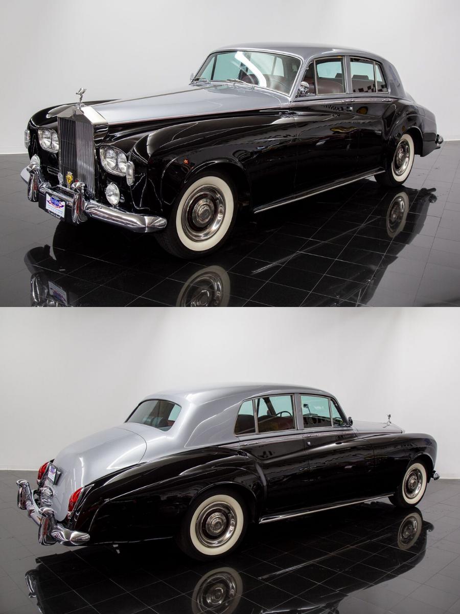1965 Rolls Royce Silver Cloud III Saloon sold