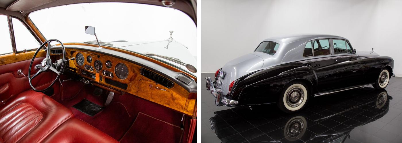 1965 Rolls Royce Silver Cloud III Saloon for sale