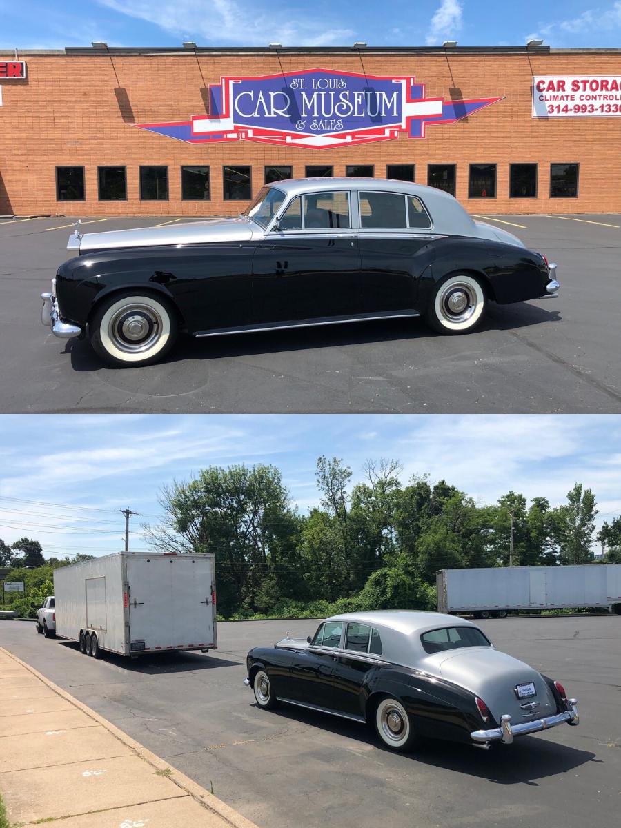 1965 Rolls Royce sold