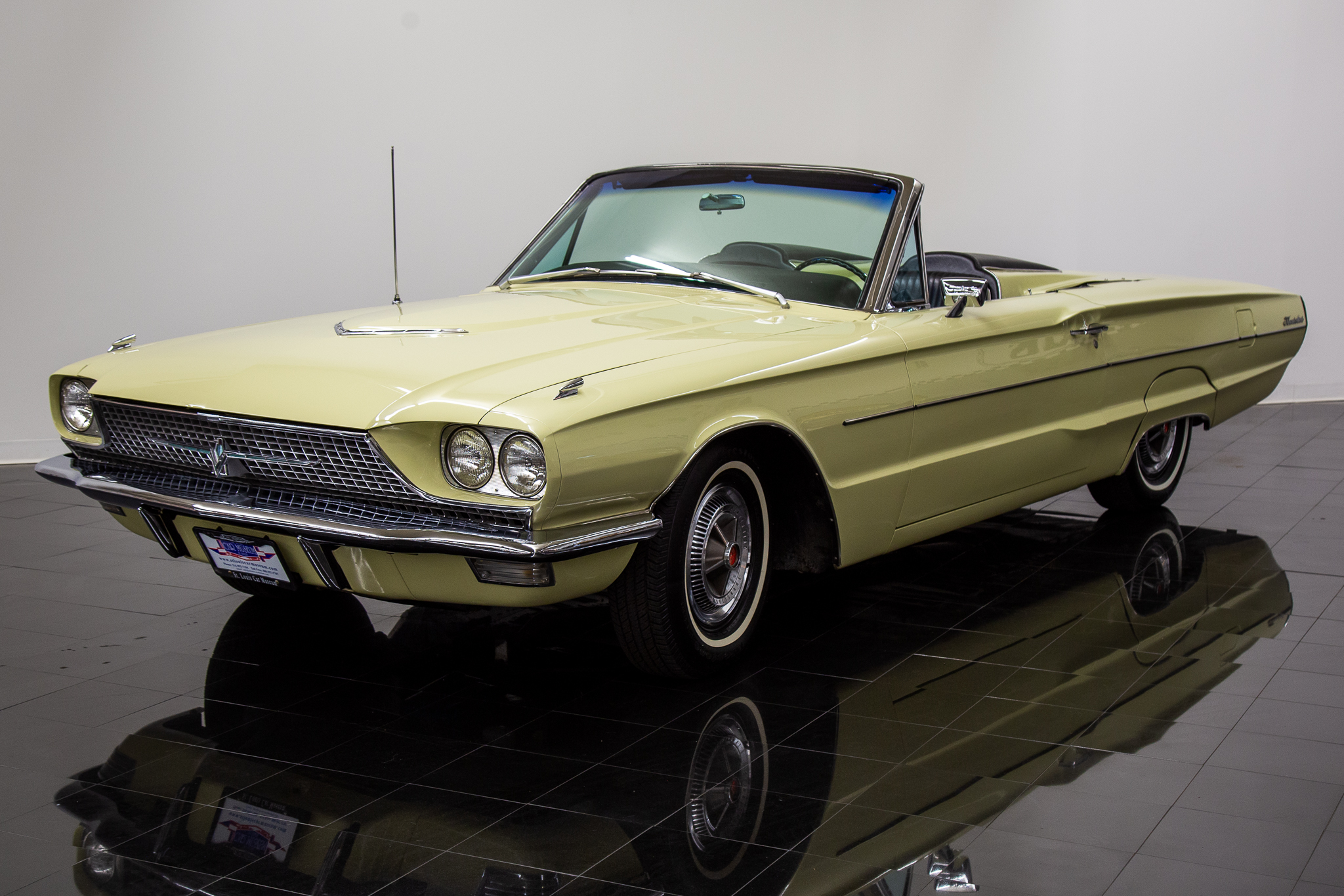 For Sale 1966 Ford Thunderbird