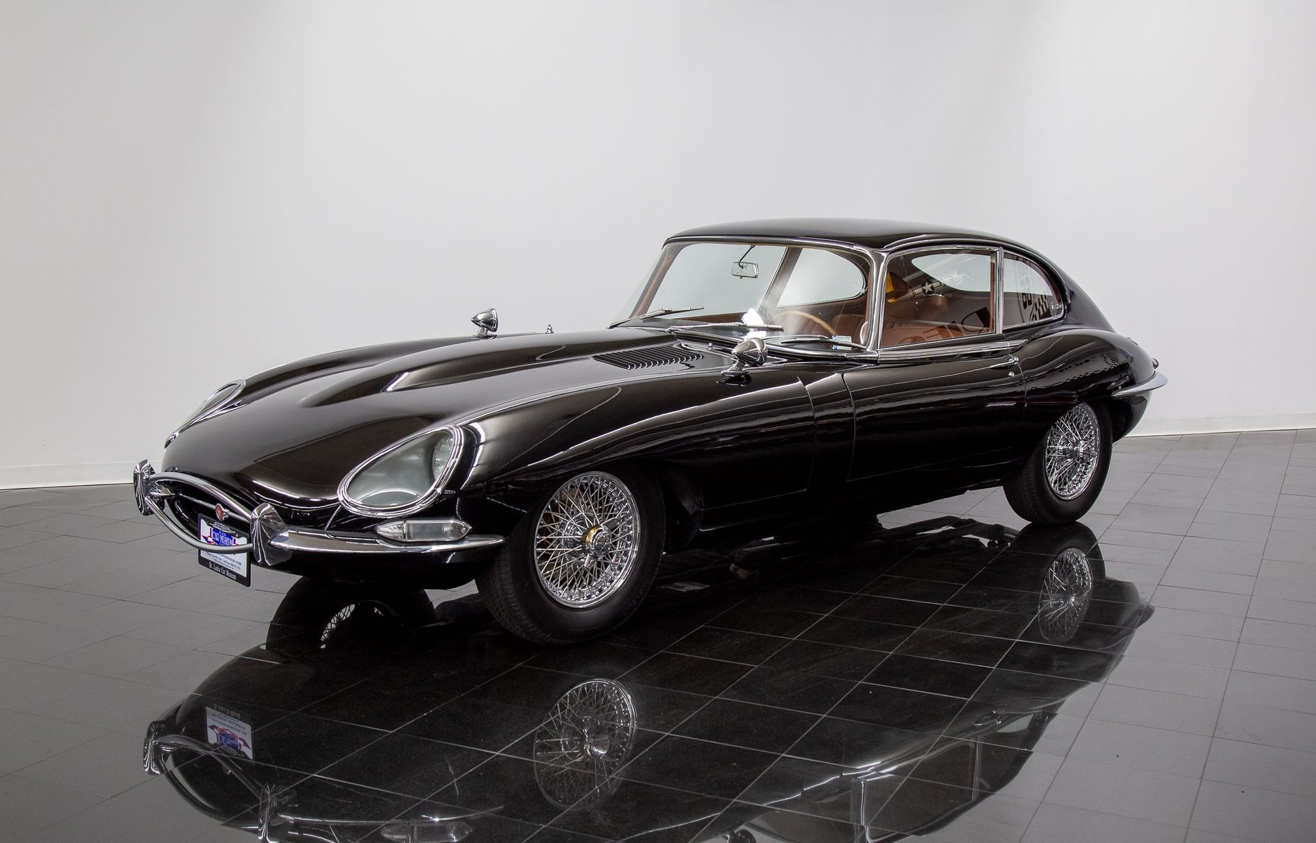 1967 Jaguar XKE Series I E-Type 2+2 Coupe for sale