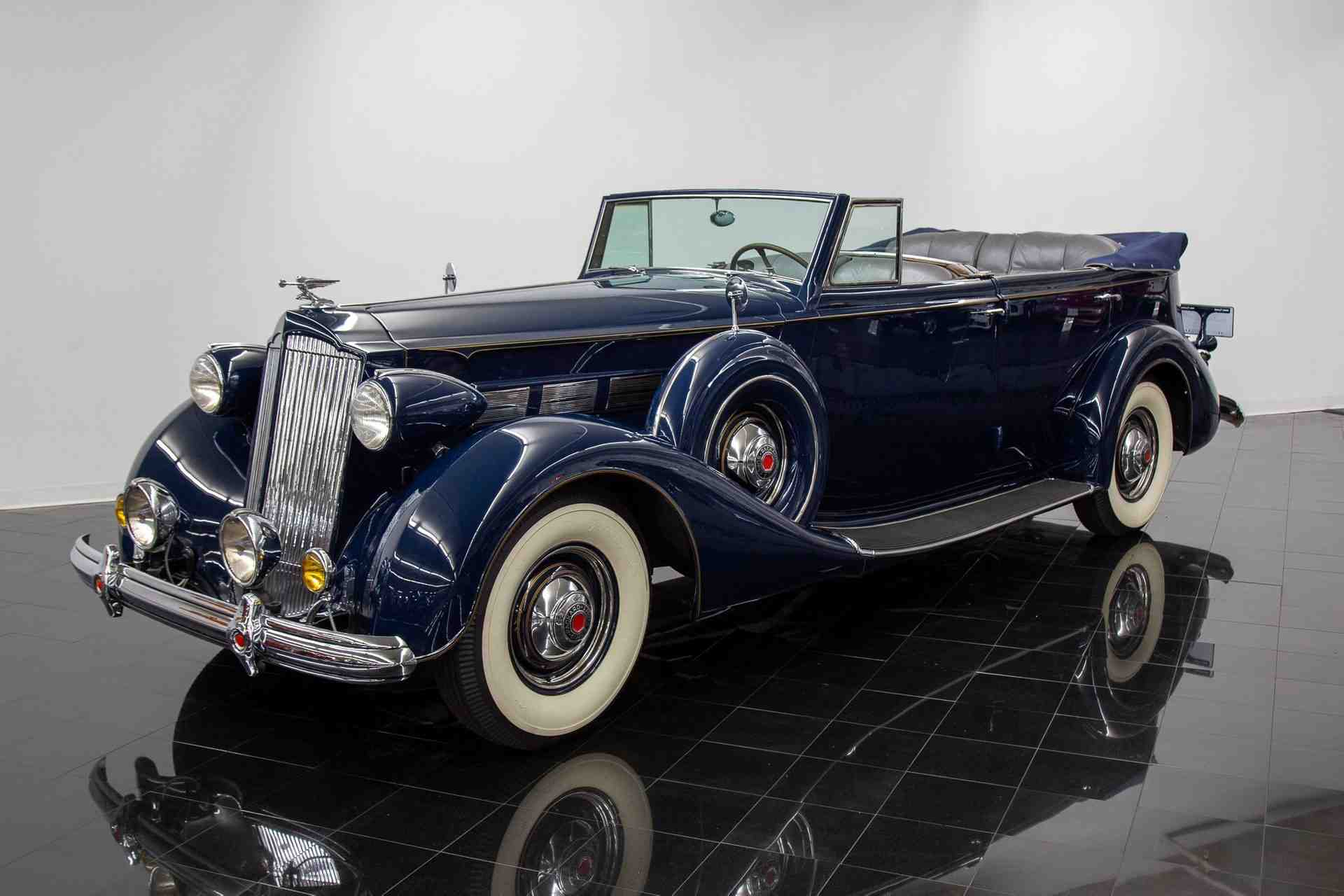 1937 Packard 1502 Super Eight for sale
