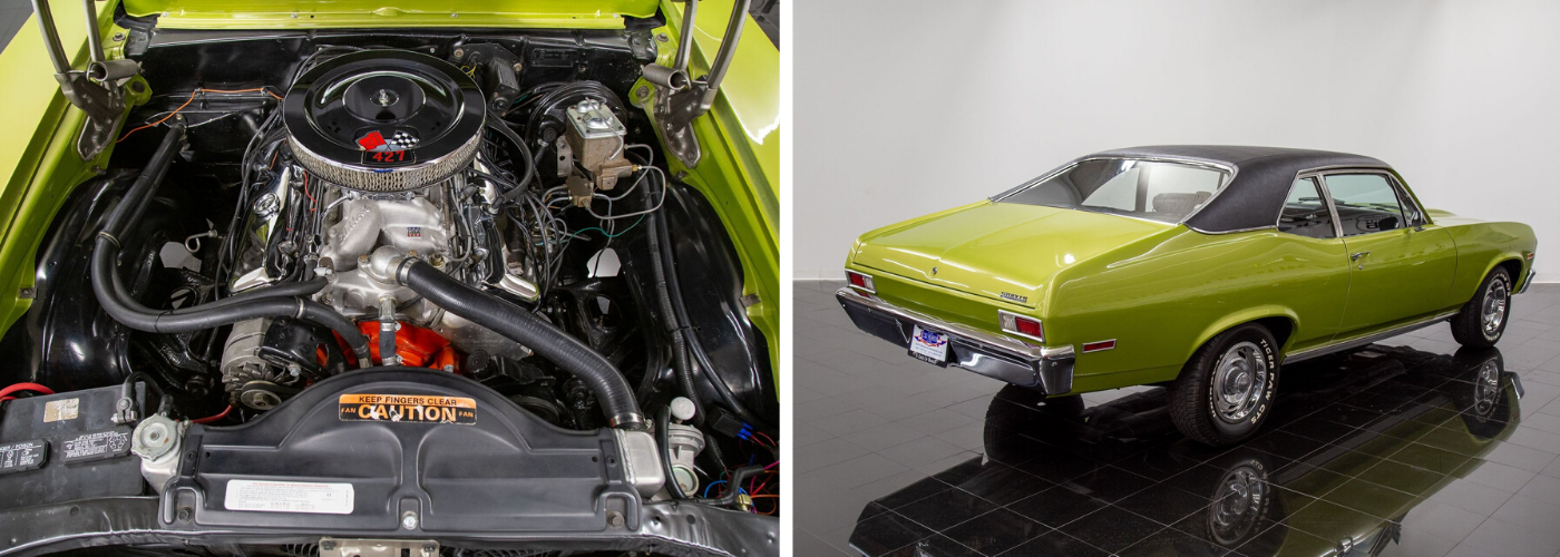 1968 Chevrolet Chevy II Nova for sale