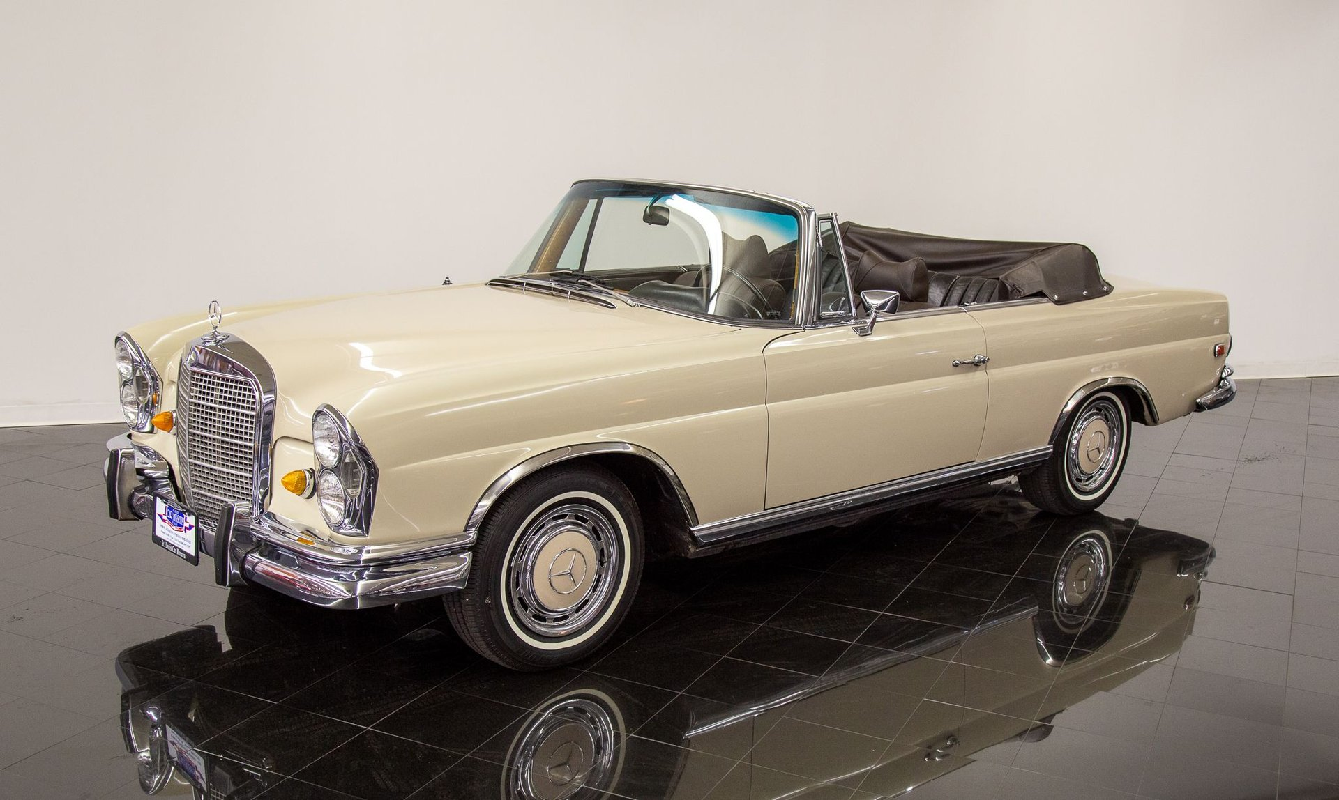 1969 Mercedes Benz 280SE FOR SALE