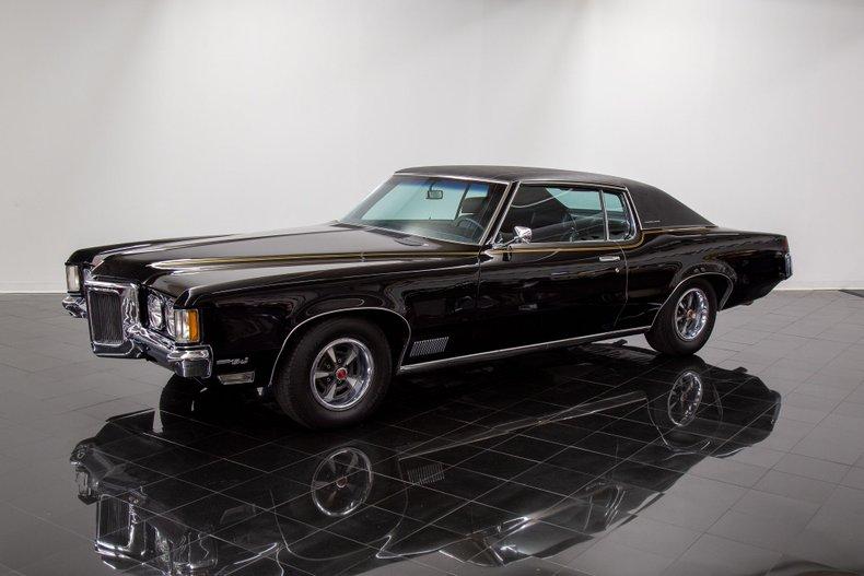 1970 Pontiac Grand Prix SJ Hardtop for sale