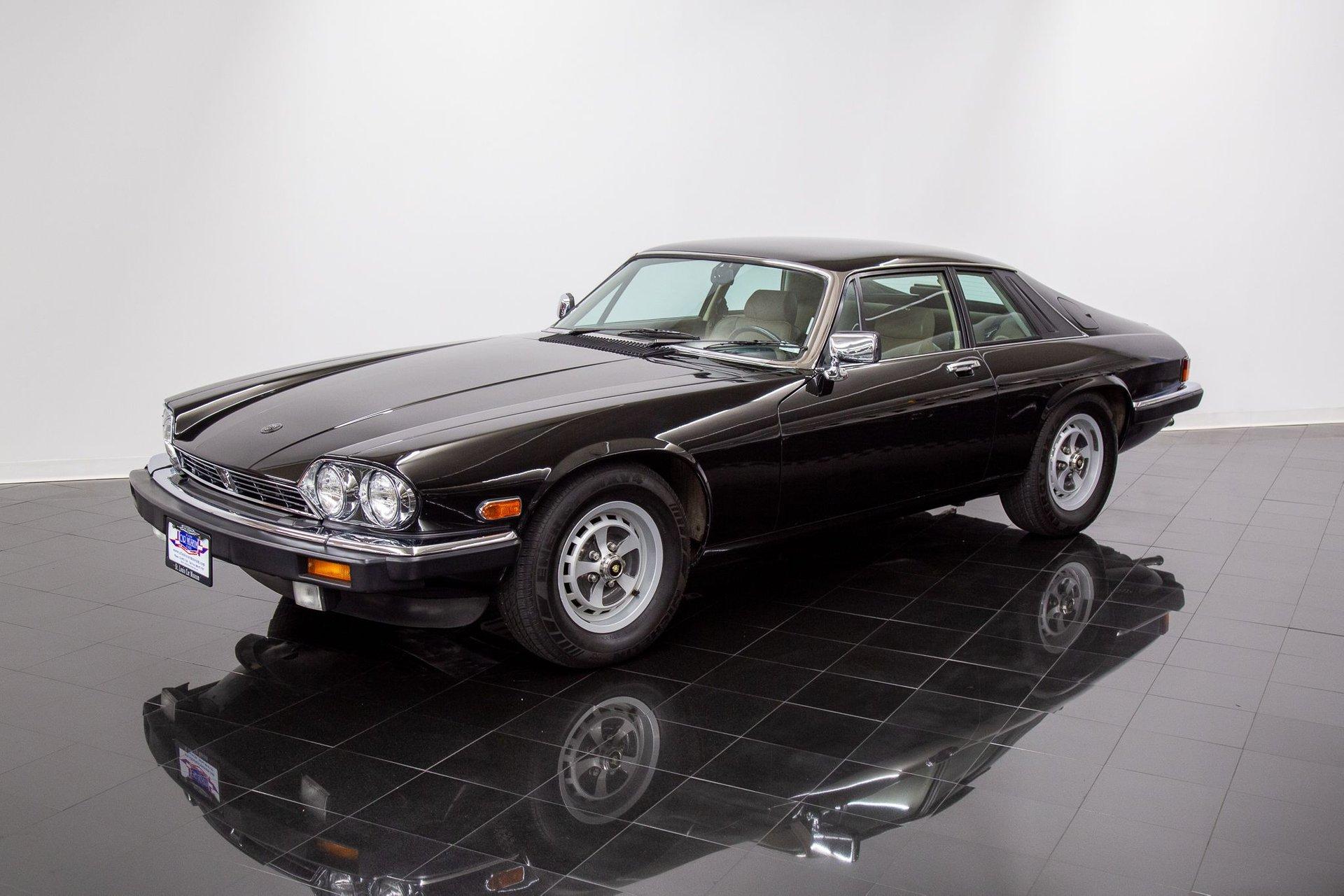 1987 Jaguar XJ-S Coupe for sale