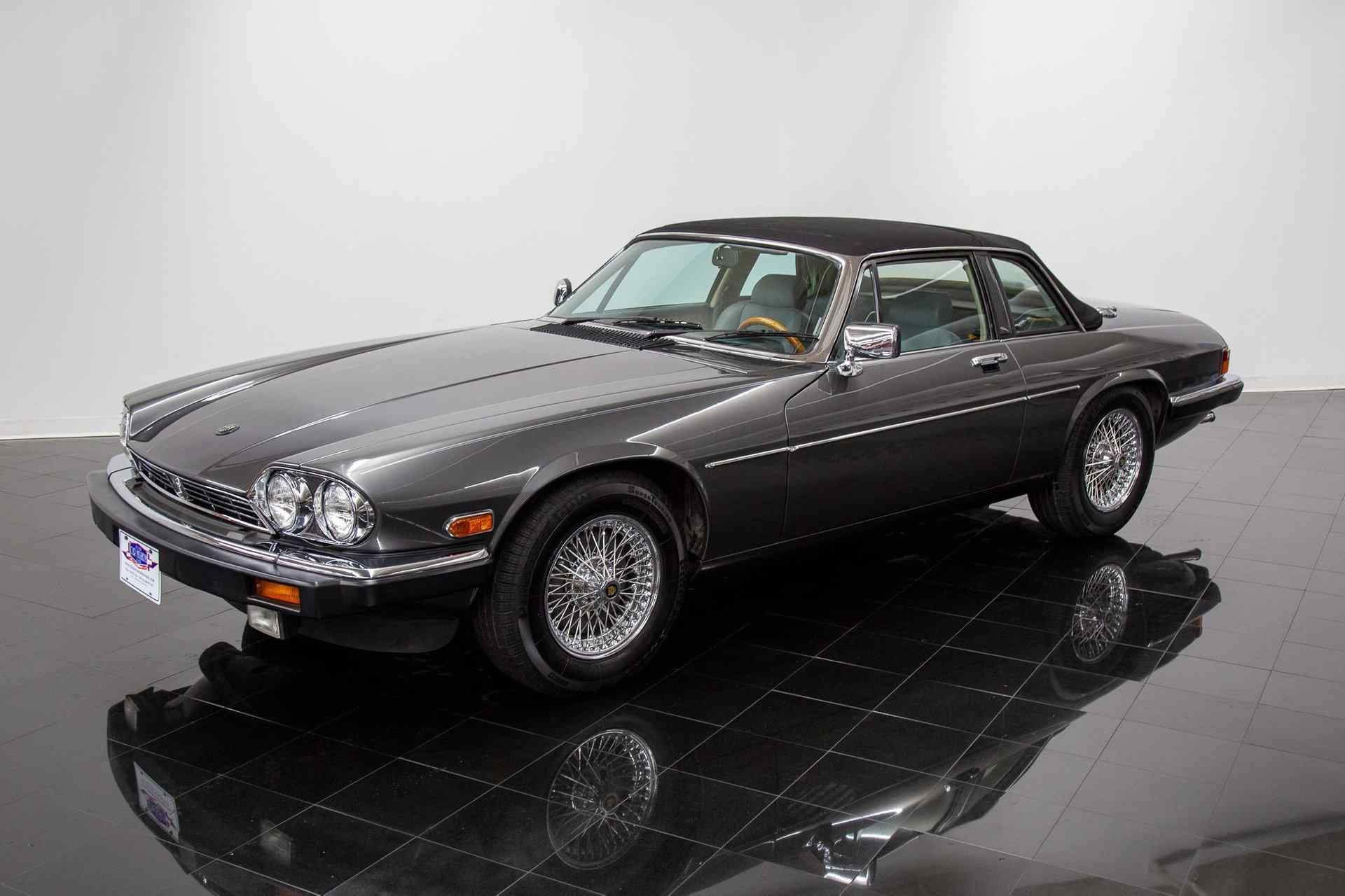 1987 Jaguar XJ-SC for sale