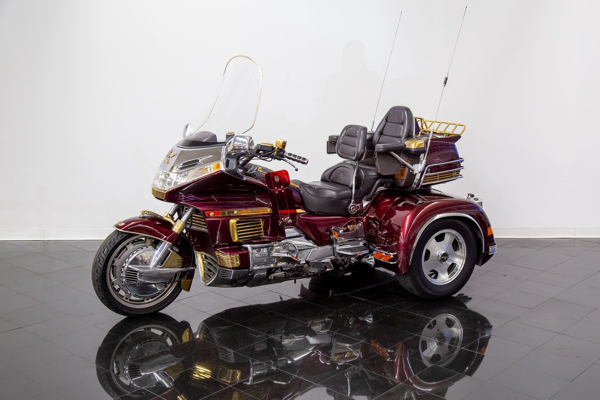 1989 Honda Gold Wing Motorcycle for sale