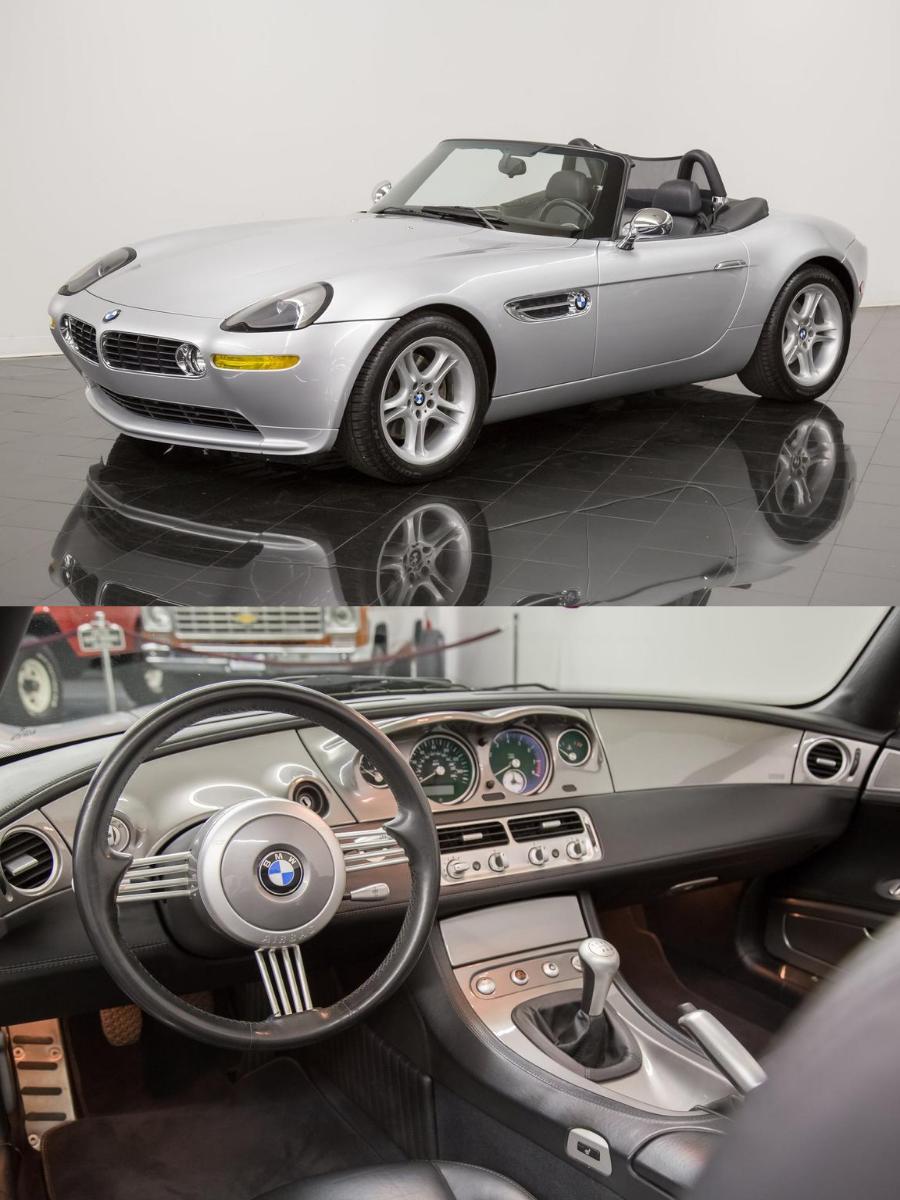 2002 BMW Z8 Roadster sold