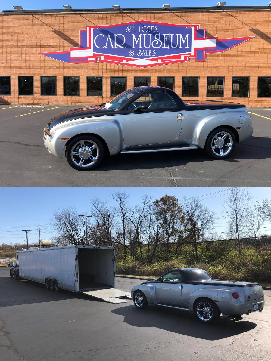 2006 Chevrolet SSR sold