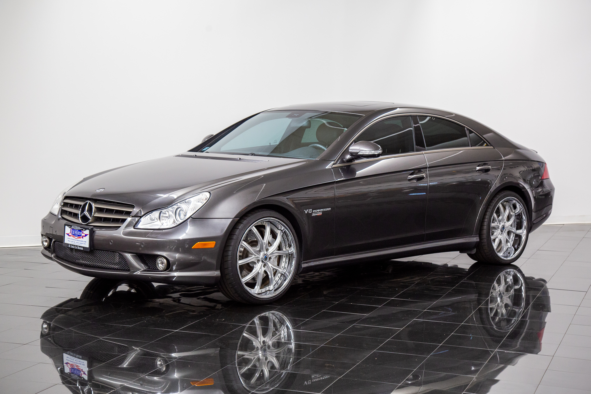 2006 Mercedes Benz CLS Class CLS55 AMG Coupe for sale