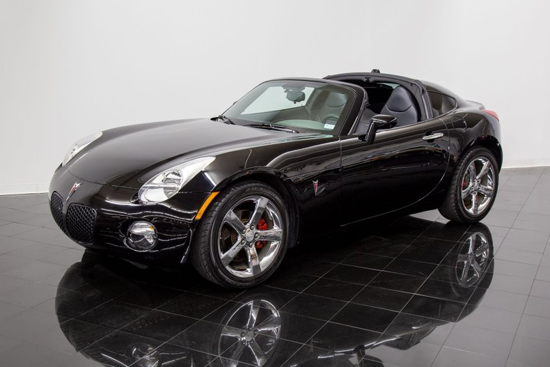 2009 Pontiac Solstice for sale