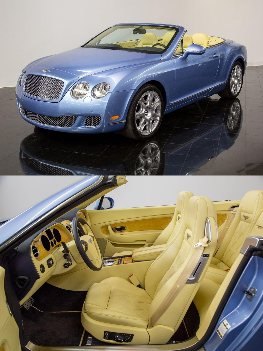 2011 Bentley Continental GT Convertible FOR SALE