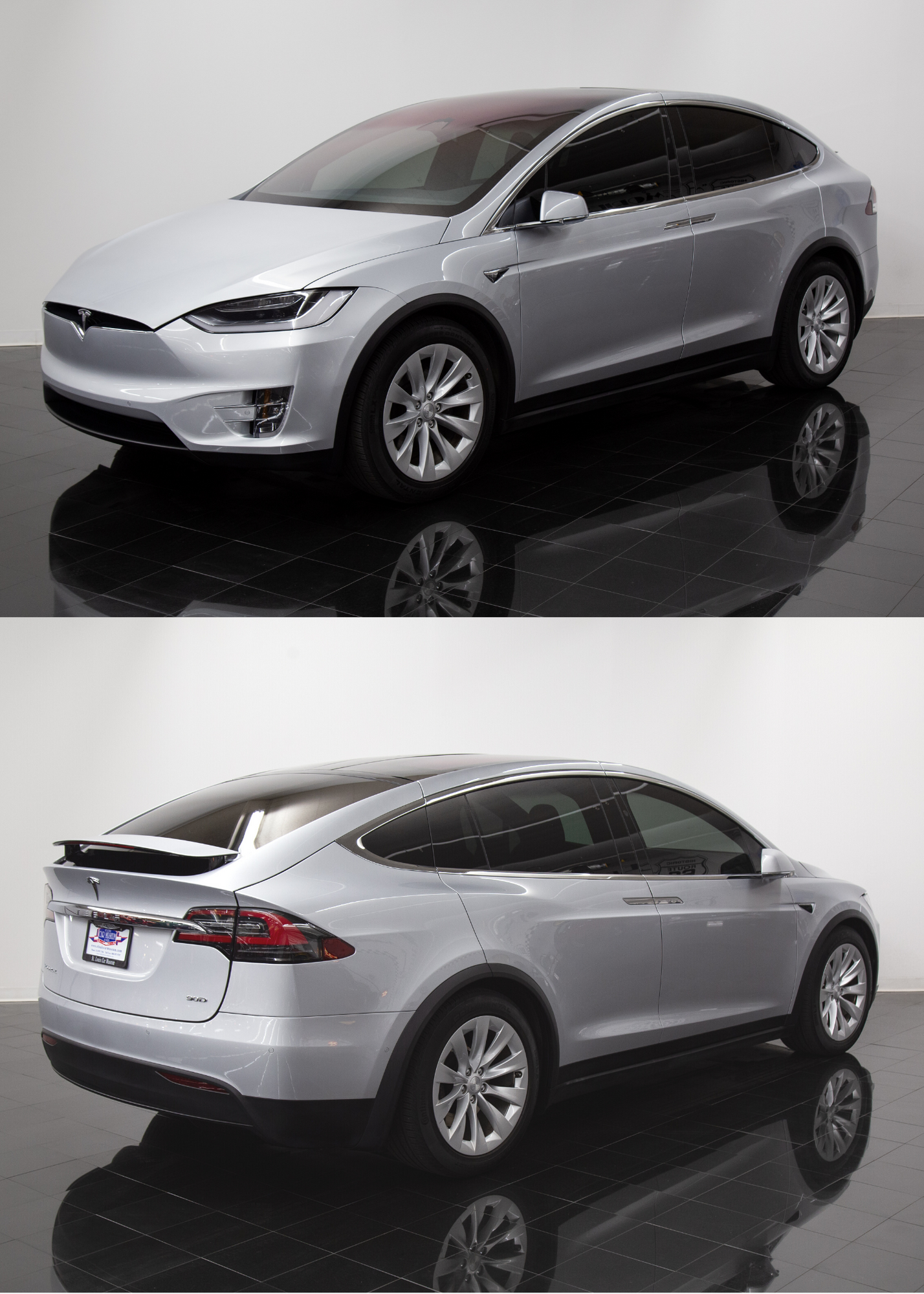 2016 Tesla Model X 90D sold