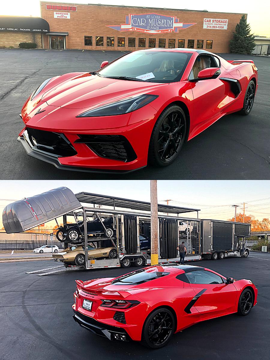 2020 corvette 2lt