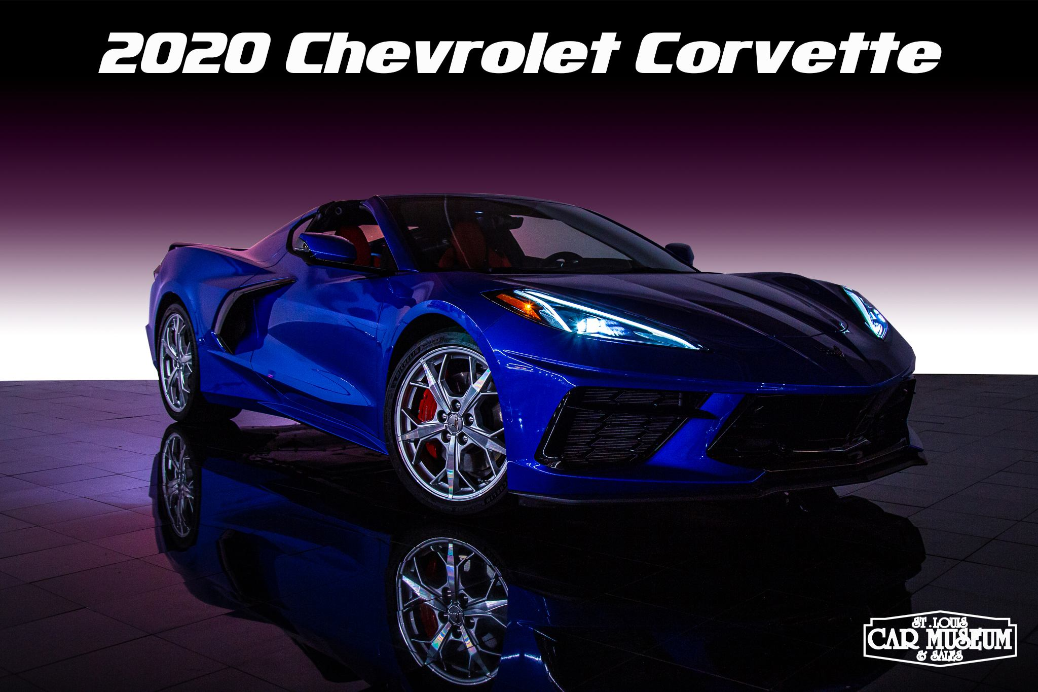 2020 Chevrolet Corvette wallpaper